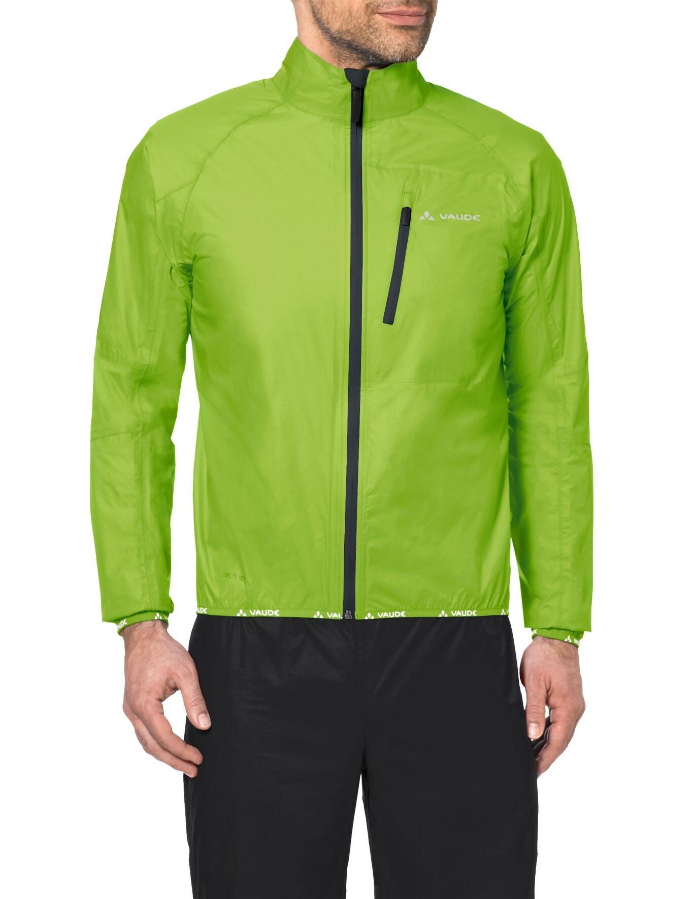 6b0d0369e4 VAUDE Drop III - Veste Homme - vert - Boutique de vélos en ligne ...